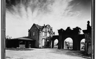 Mount Moriah Cemetery Gatehouse