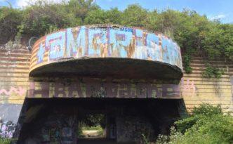 Battery Steele, Peaks Island.